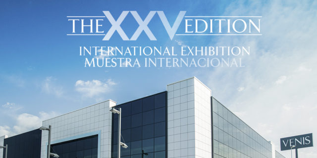 Venis Celebrates the 25th international global exhibition