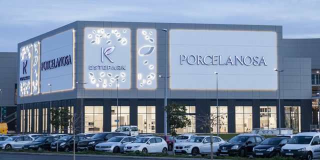 Porcelanosa Grupo opens a new showroom in Castellón