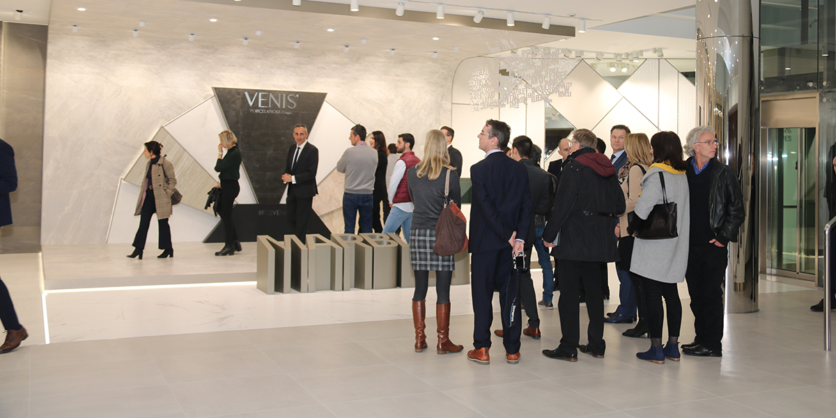 Venis showroom_Porcelanosa Grupo
