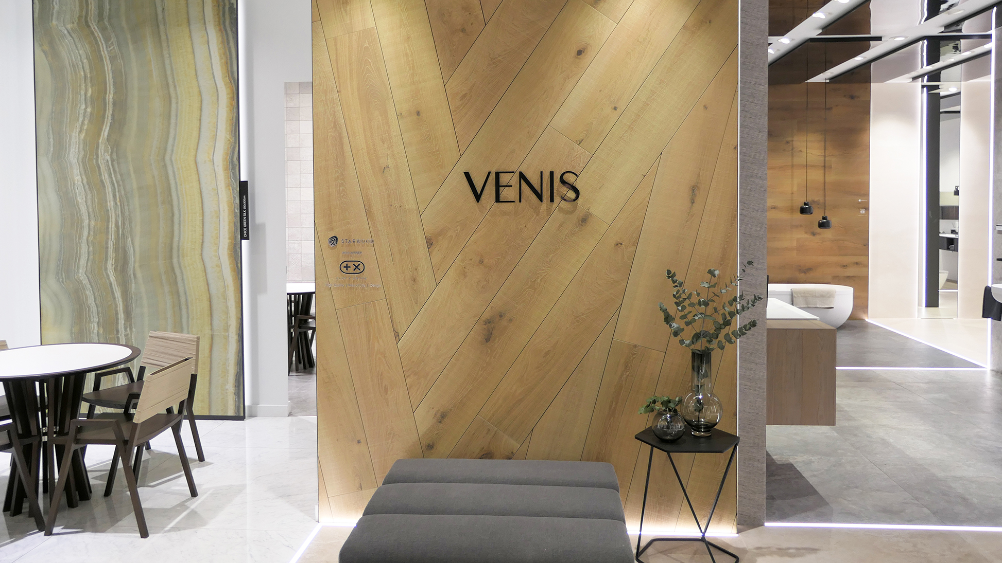 Persia Natural y Starwood en Cersaie 2019 by Venis