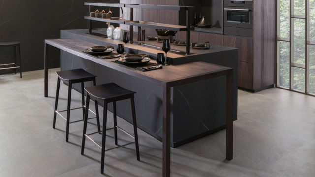 Kitchens with island by Venis